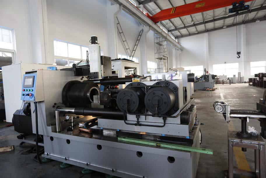 MCH-80SJ伺服带焊接监控摩擦焊机